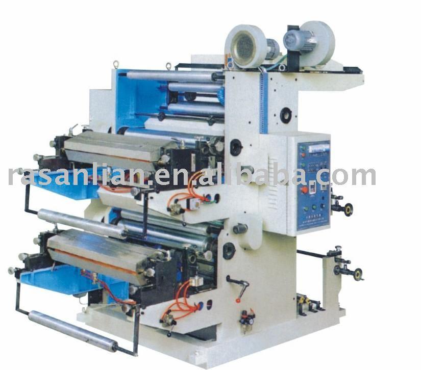 2 Colour Flexographic Printing