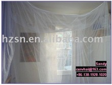 fantasy palace 4 poster treated mosquito net -LLIT