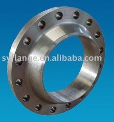 ANSI neck butt welded steel pipe flange
