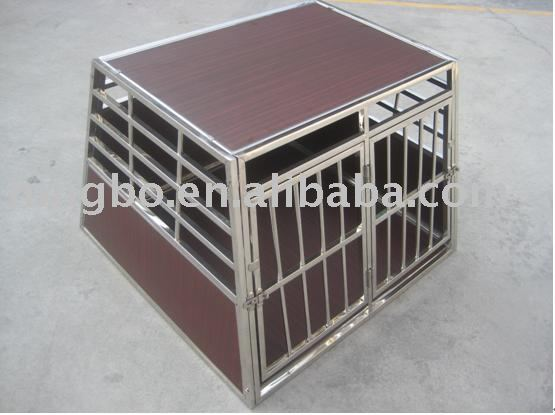 Strong stainless steel dog cage / Pet cage