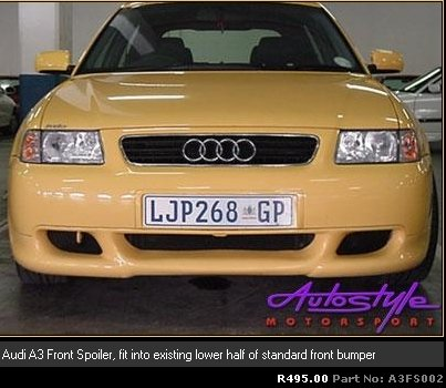 Audi A3 2011 South Africa. See larger image: Audi A3