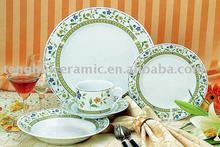 20pcs royal dinnerware set porcelain