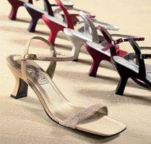 Baby Sequin Sandals
