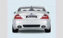 Rear bumper for Mercedes-Benz CLS class