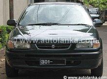 car - Toyota Corolla 110 SE Saloon