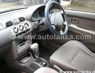 car -Nissan March K11 For Sale