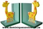 Giraffe Bookends toy