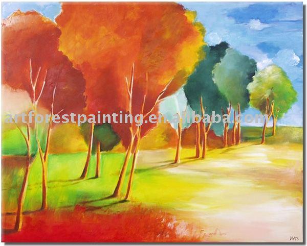 essay landscape painting