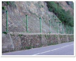 Rock Fall Protection Barriers products, buy Rock Fall Protection ...