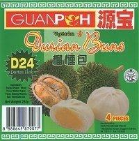 Durian Buns