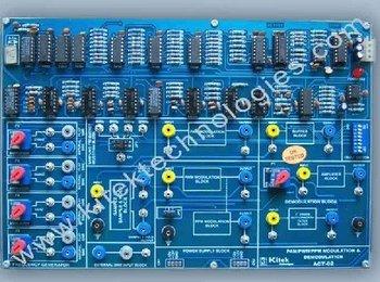 ACT-02 PAM/PWM/PPM Modulation/Demodulation Kit