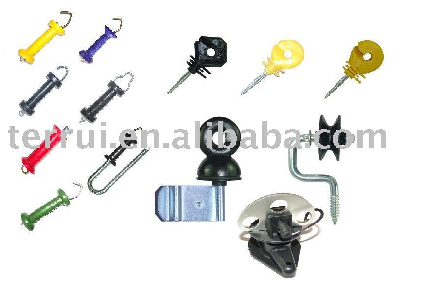 Eléctrica los accesorios de la cerca