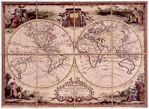 خرائط العالم
