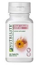 Nutrilite? Black Cohosh and Soy