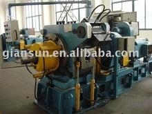 continuous extrusion press