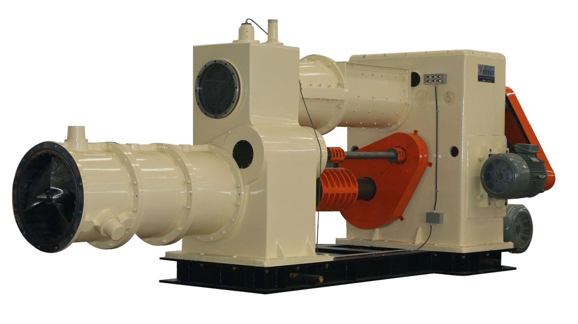 ZL 1100 Deairing Pug Mill