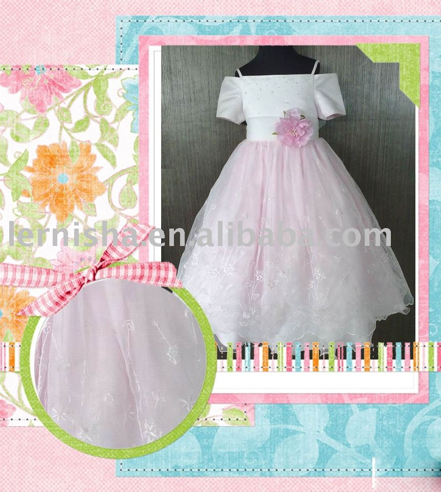 See larger image The Latest Girls Dresses H167