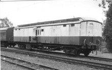 Railways scale models - K42 Passenger Guards Van - HO Scale Decals