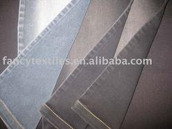 polyester denim
