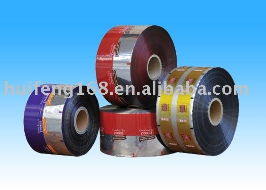plastic film & packaging film & film on roll