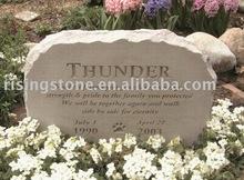 Stone Pet Tombstones(Stone Pet Gravestones,Stone Pet Memorials)