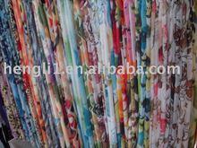 poly chiffon printed/polyester chiffon fabric/printed chiffon