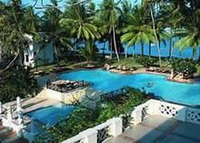 MOMBASA SERENA BEACH HOTEL service