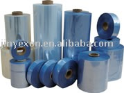 Heat shrink pvc film