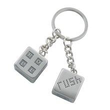 Zinc alloy Injection Key Chain(kc-IZA-011)