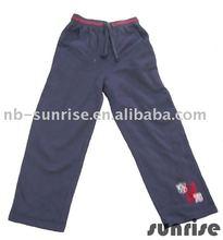 Enfants maille - coton loisirs pantalons