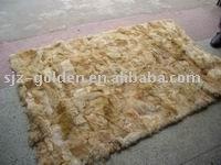 sheared sheep skin