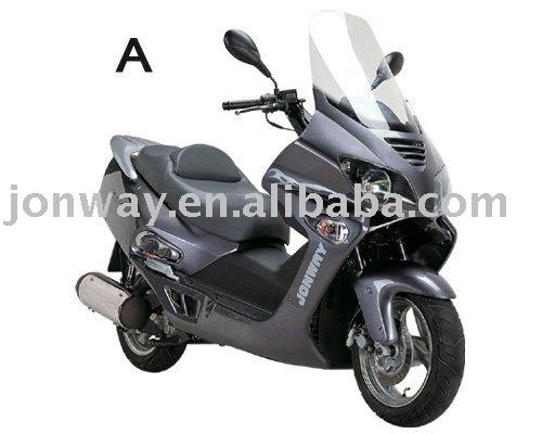 EEC 150cc motorcycle