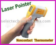 Green blacklight gun-shape infrared thermometer SE-TL008
