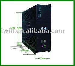 Iwill Mini Itx Case / Mini PC Case / Mini Desktop PC Case