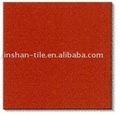 200 x 200 mm rojo de la porcelana azulejos de piso