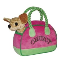 Dog Toys Chuicy Pet Carrier Toy