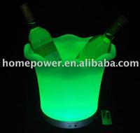 LED flower pot,flashing flower pot,magic flower pot