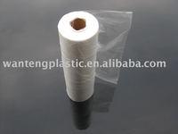 pe food packaging bags in roll