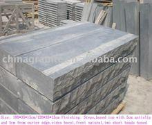 limestone step