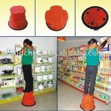 Safety stool/rolling kick stool/safety step