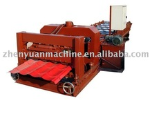 High-end archaic glazed tile forming machine,YX828 and other steel tile forming machines $6000-30000/set