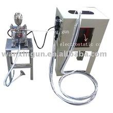 Electrostatic painting spray machine