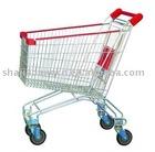 Shopping trolley,shopping cart, supermarket trolley