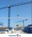 48 toneladas de capacidad de la grúa torre