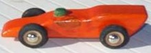 wooden toy :Racing car