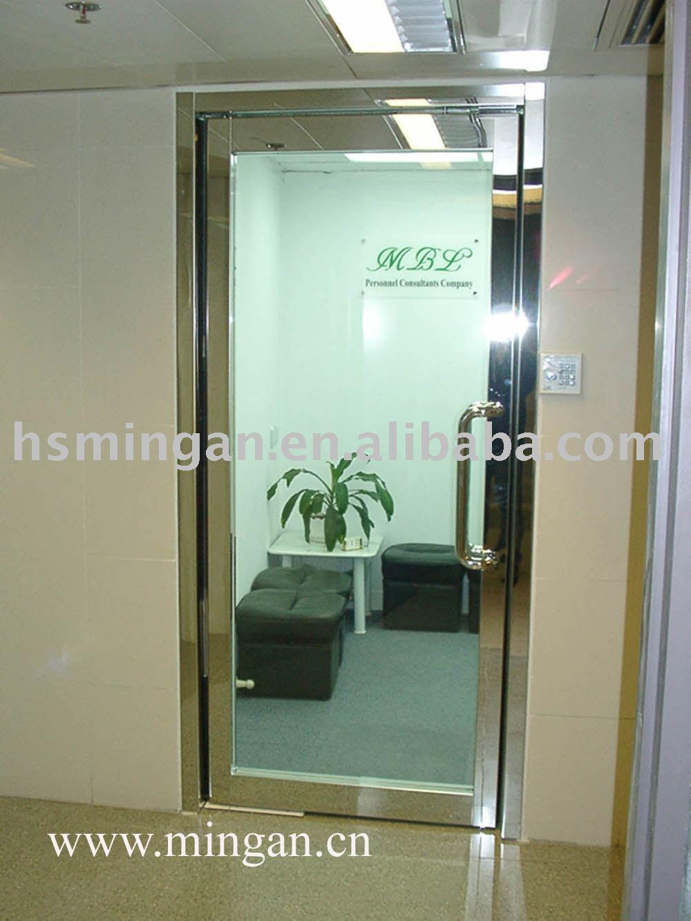 original 26 fire rated glass door