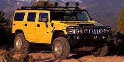2003 HUMMER H2 used car