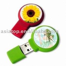 Lovely Lollipop-shaped Usb flash driver