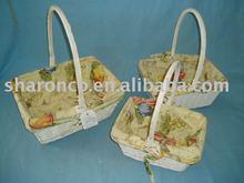 basket for gift/storage