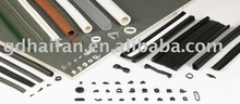 Various PVC rubber gasket for aluminium windows and doors
